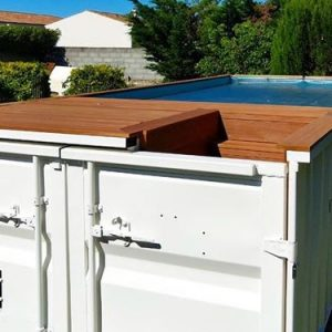 Piscines containers - GAMME KIT